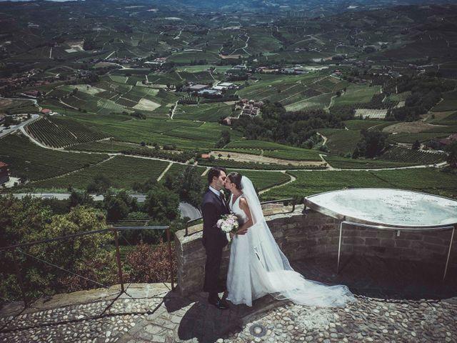 Il matrimonio di Luca e Alice a Cherasco, Cuneo 33