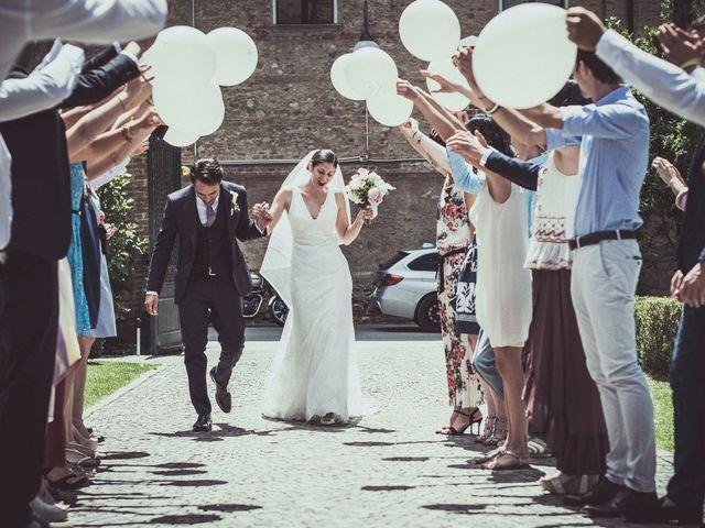 Il matrimonio di Luca e Alice a Cherasco, Cuneo 35