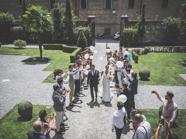 Il matrimonio di Luca e Alice a Cherasco, Cuneo 36