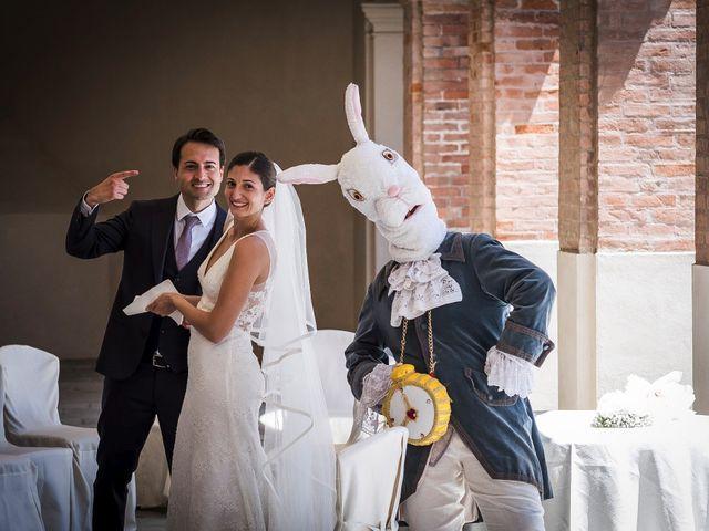 Il matrimonio di Luca e Alice a Cherasco, Cuneo 37