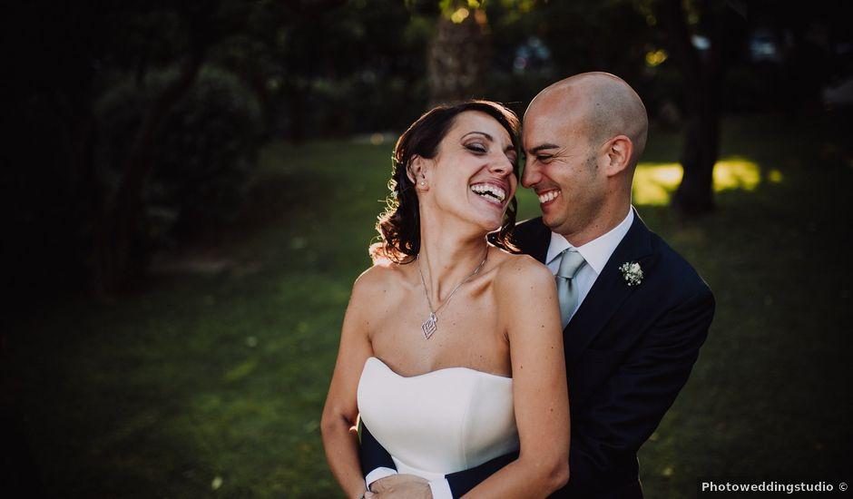 Il matrimonio di Gianluca e Claudia a Napoli, Napoli