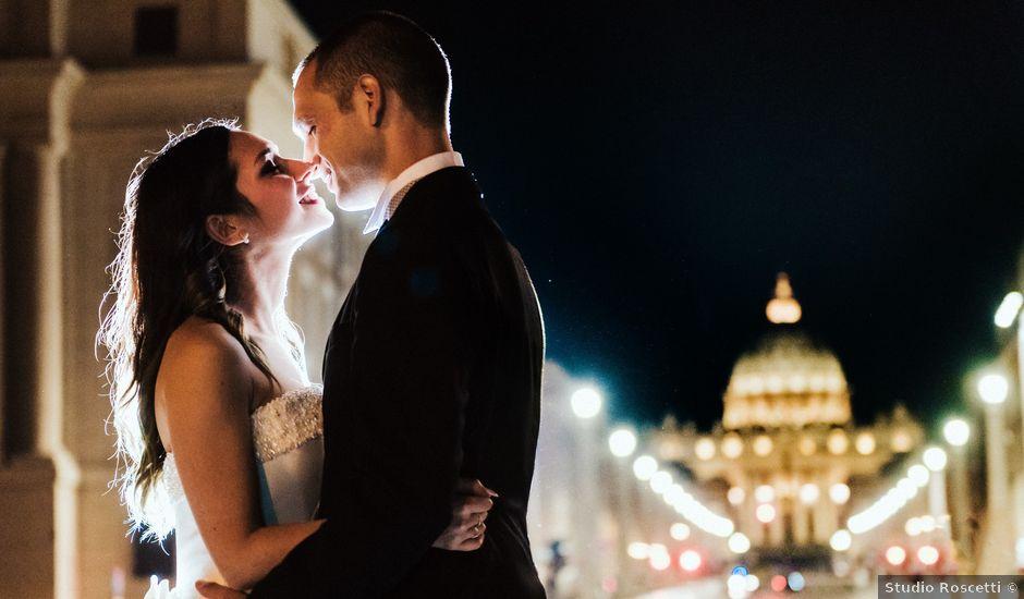 Il matrimonio di Alessio e Marika a Cerveteri, Roma