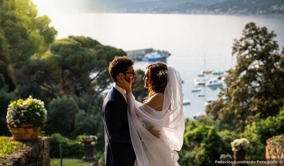 Il matrimonio di Marco e Marcella a Sestri Levante, Genova