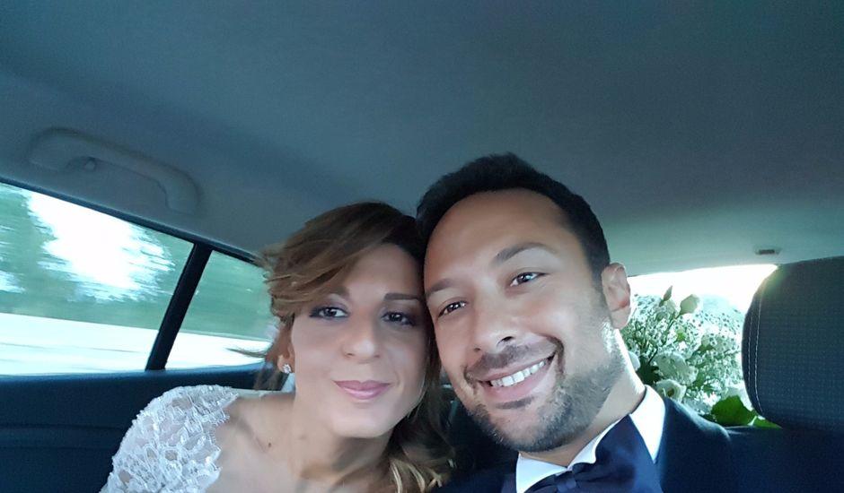 Il matrimonio di Simona Arnone e Giuseppe Adessi a Bisceglie, Bari