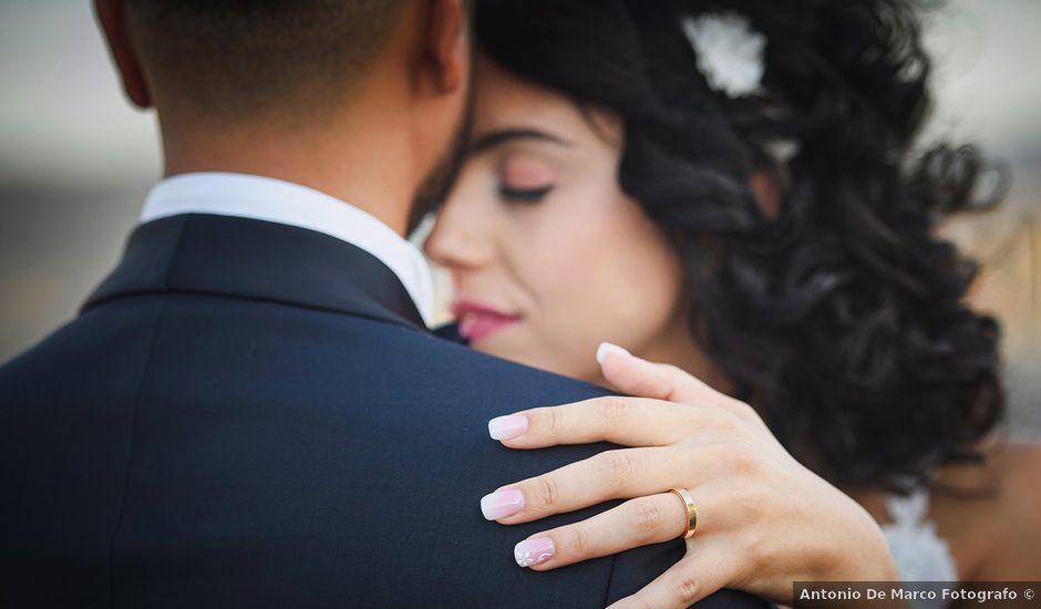 Il matrimonio di Marco e Mariapia a Agropoli, Salerno