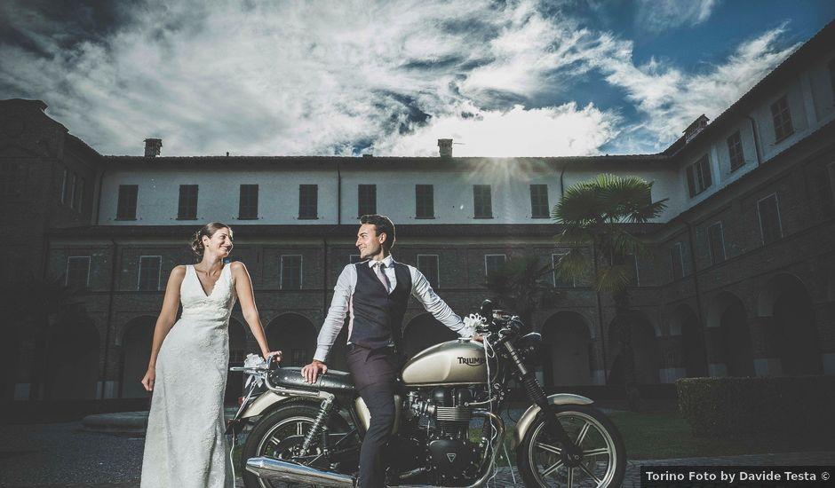 Il matrimonio di Luca e Alice a Cherasco, Cuneo