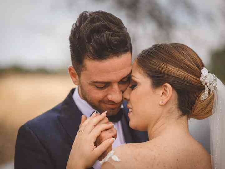 Le nozze di Sandra e Antonio