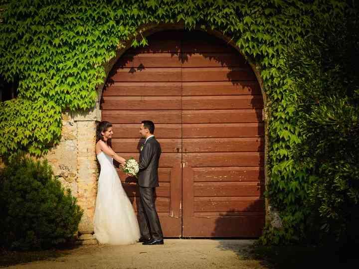 le nozze di Sandra e Domenico