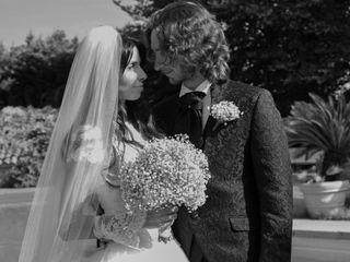 Le nozze di Cristina e Nicola