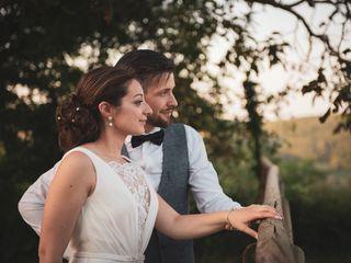 Le nozze di Alessandra e Marius