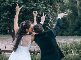 Le nozze di Oriana e Enzo