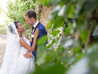 Le nozze di Tibisay e Fabrizio