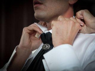 Le nozze di Morena e Alain 1