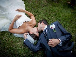 Le nozze di Morena e Alain