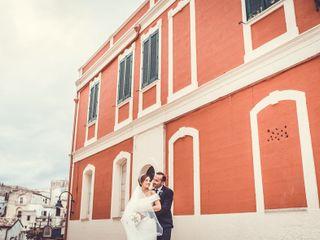 Le nozze di Liana e Giancarlo