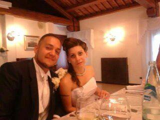 Le nozze di Luca e Silvia 1