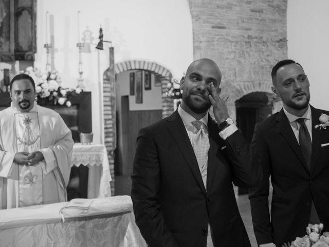 Il matrimonio di Filippo e Federica a Todi, Perugia 5