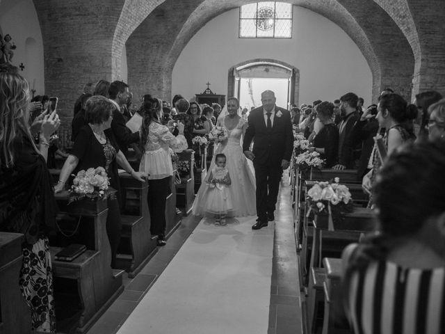 Il matrimonio di Filippo e Federica a Todi, Perugia 6