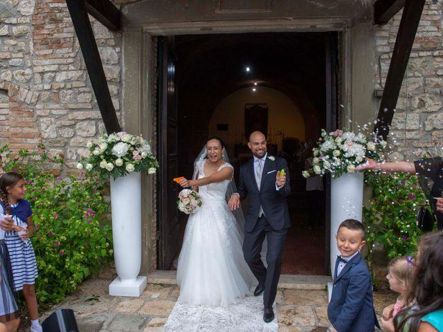 Il matrimonio di Filippo e Federica a Todi, Perugia 8