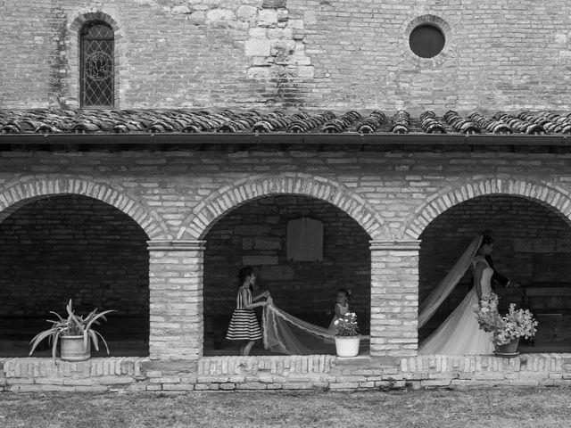 Il matrimonio di Filippo e Federica a Todi, Perugia 10