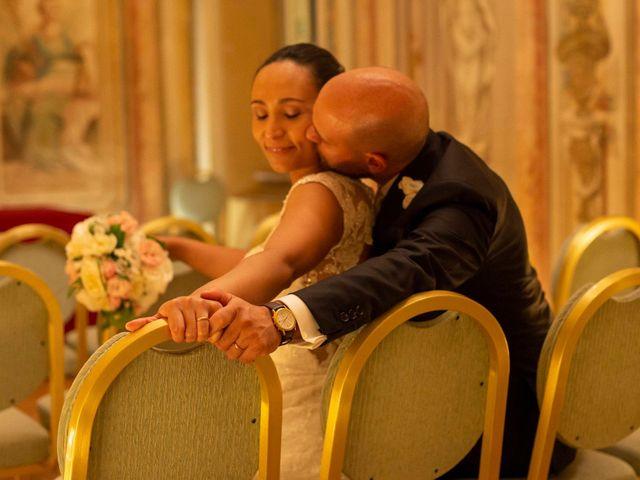 Il matrimonio di Filippo e Federica a Todi, Perugia 11