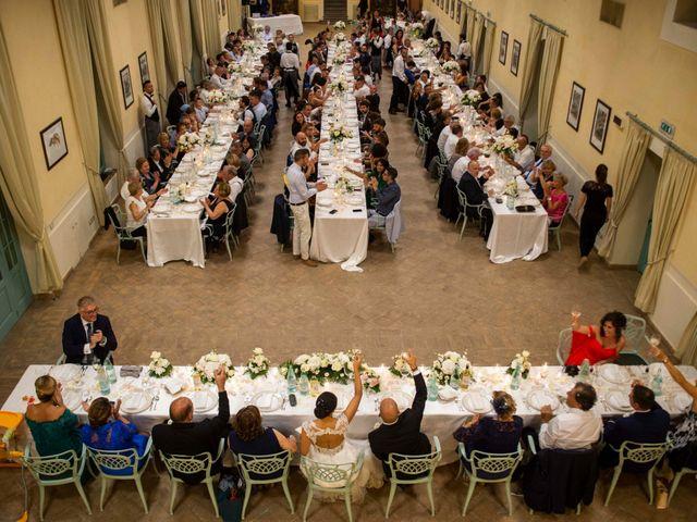 Il matrimonio di Filippo e Federica a Todi, Perugia 14
