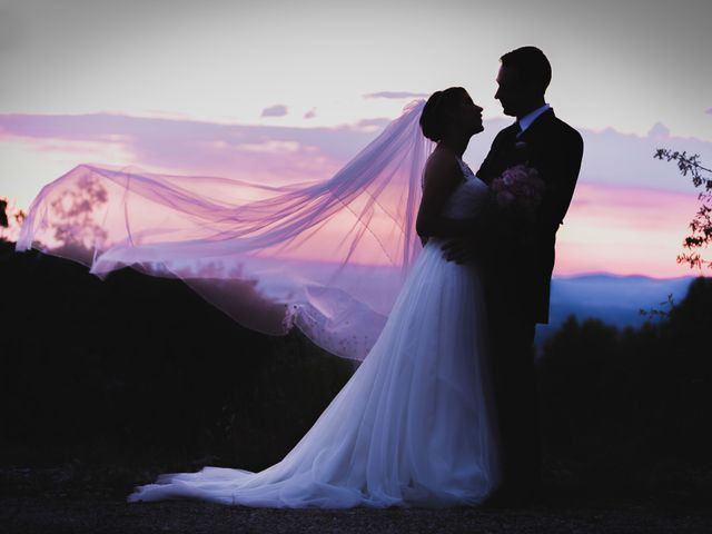 Le nozze di Pamela e Fabio