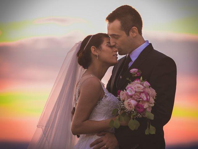Il matrimonio di Fabio e Pamela a Trevi, Perugia 1