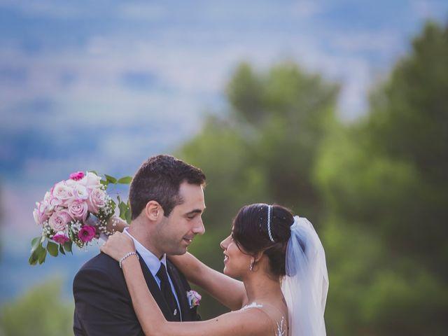Il matrimonio di Fabio e Pamela a Trevi, Perugia 3