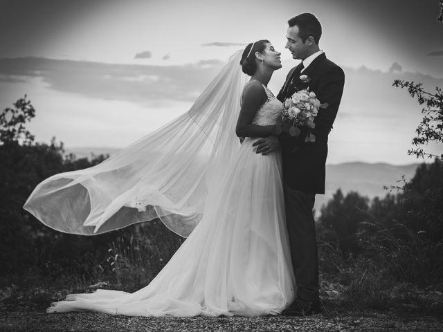 Il matrimonio di Fabio e Pamela a Trevi, Perugia 4