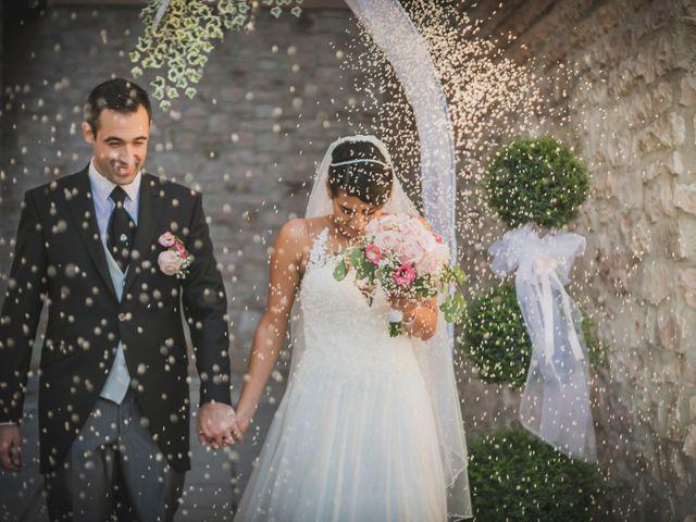 Il matrimonio di Fabio e Pamela a Trevi, Perugia 7