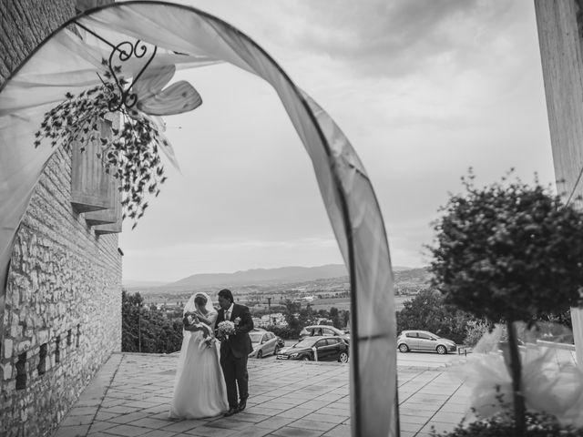 Il matrimonio di Fabio e Pamela a Trevi, Perugia 10