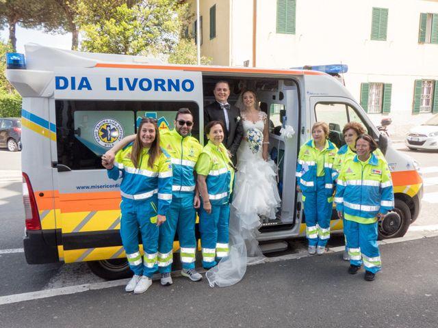 Il matrimonio di Alberto e Nunzia a Livorno, Livorno 38