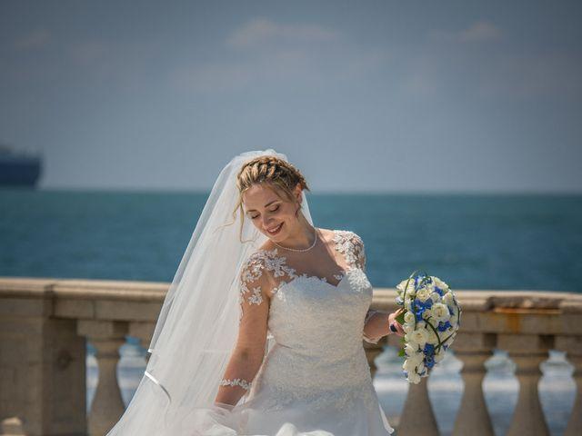 Il matrimonio di Alberto e Nunzia a Livorno, Livorno 46