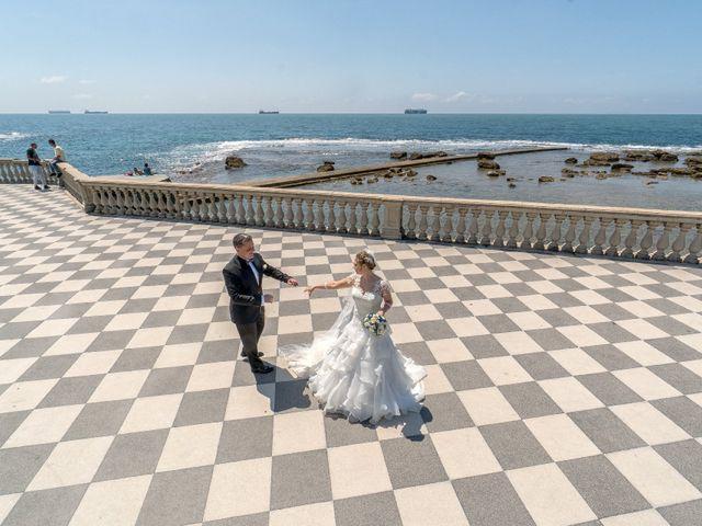 Il matrimonio di Alberto e Nunzia a Livorno, Livorno 48