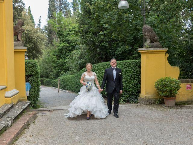 Il matrimonio di Alberto e Nunzia a Livorno, Livorno 55