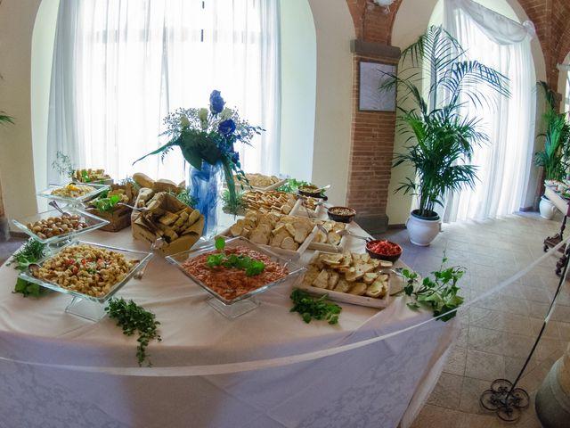 Il matrimonio di Alberto e Nunzia a Livorno, Livorno 62