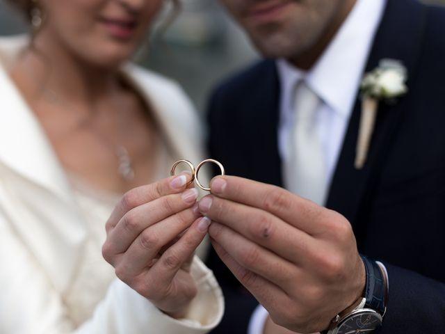 Le nozze di Claudia e Aniello
