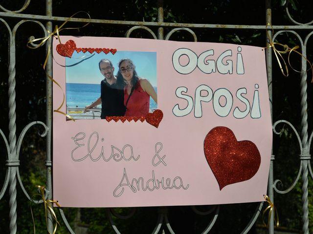 Il matrimonio di Elisa e Andrea a Montecatini-Terme, Pistoia 3