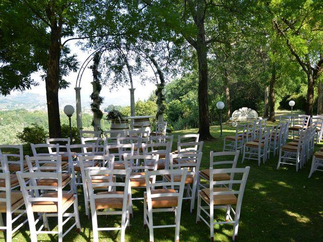 Il matrimonio di Elisa e Andrea a Montecatini-Terme, Pistoia 7
