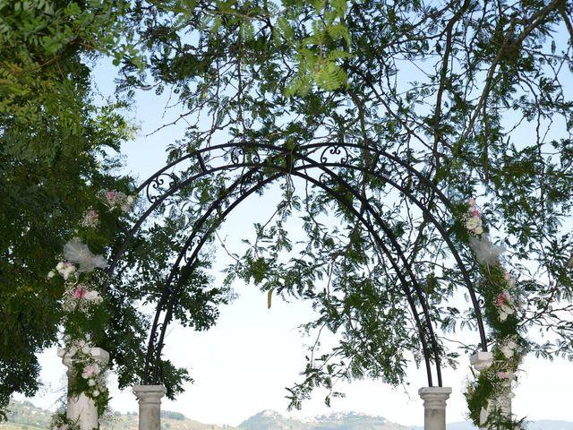 Il matrimonio di Elisa e Andrea a Montecatini-Terme, Pistoia 8