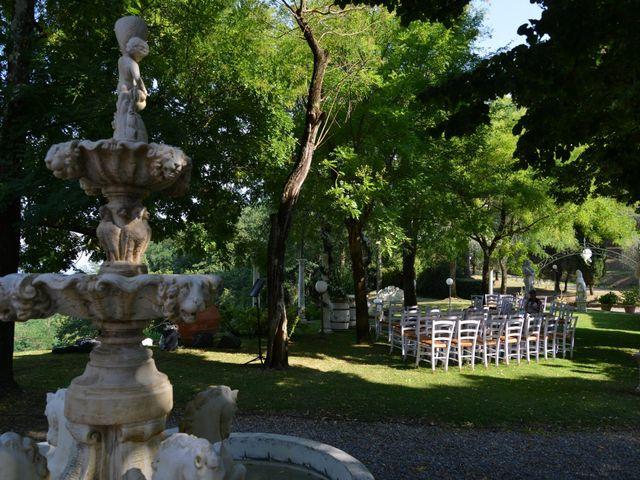 Il matrimonio di Elisa e Andrea a Montecatini-Terme, Pistoia 15