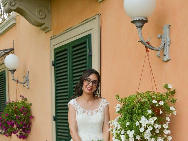 Il matrimonio di Elisa e Andrea a Montecatini-Terme, Pistoia 32