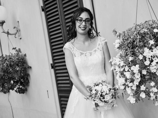 Il matrimonio di Elisa e Andrea a Montecatini-Terme, Pistoia 33
