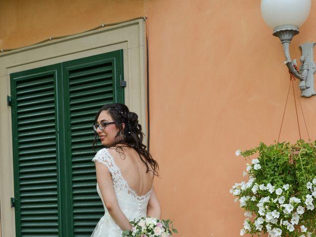 Il matrimonio di Elisa e Andrea a Montecatini-Terme, Pistoia 36