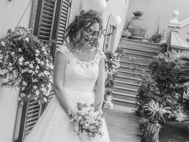 Il matrimonio di Elisa e Andrea a Montecatini-Terme, Pistoia 37