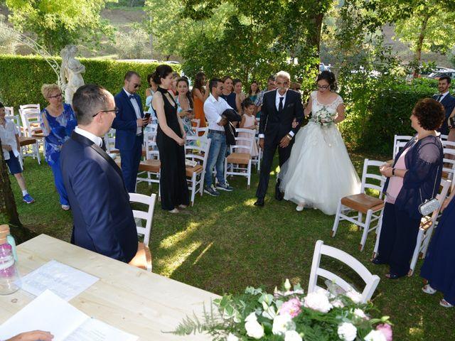 Il matrimonio di Elisa e Andrea a Montecatini-Terme, Pistoia 49