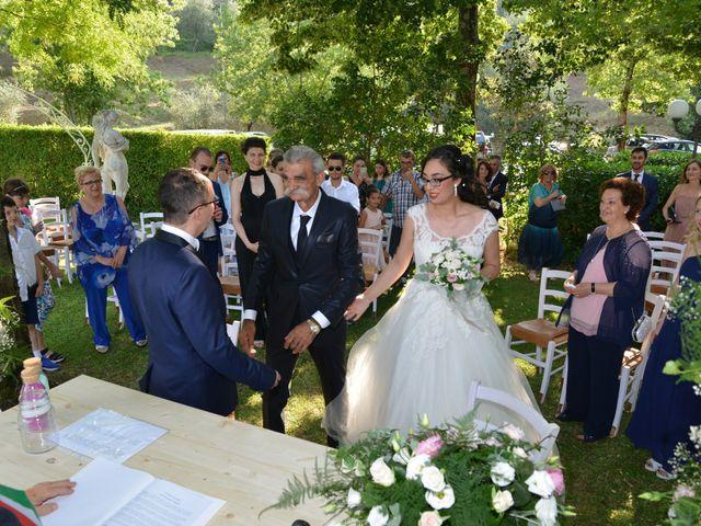 Il matrimonio di Elisa e Andrea a Montecatini-Terme, Pistoia 50