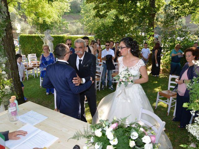 Il matrimonio di Elisa e Andrea a Montecatini-Terme, Pistoia 51