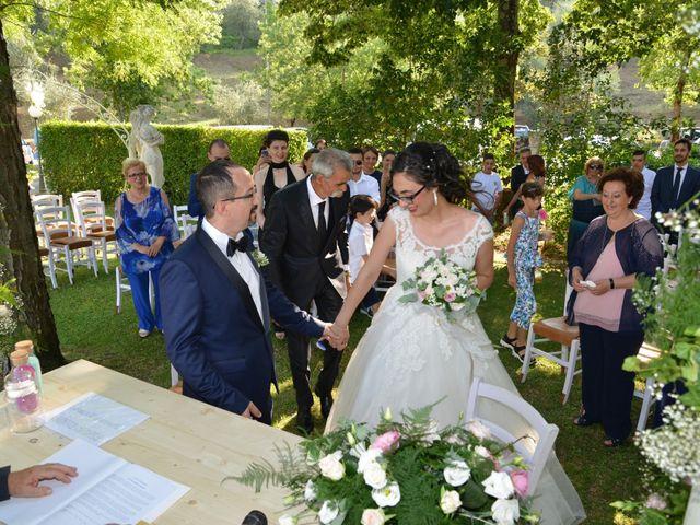Il matrimonio di Elisa e Andrea a Montecatini-Terme, Pistoia 52